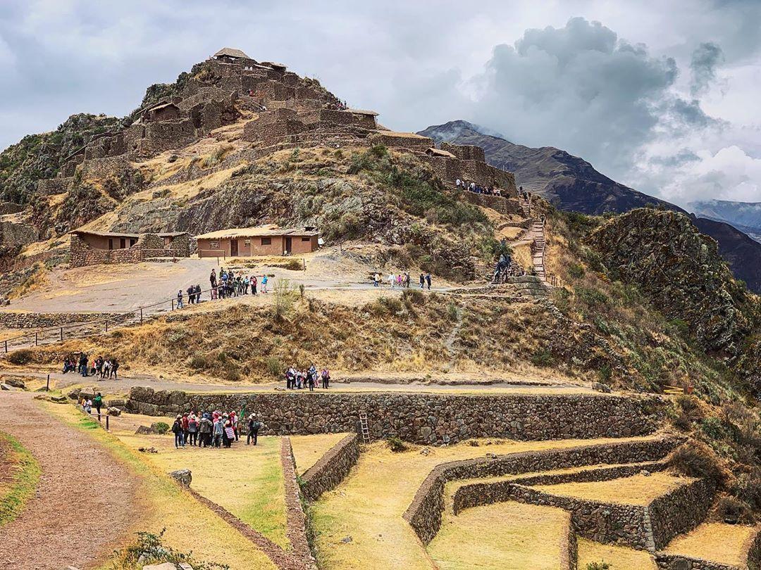 Posvátné údolí Inků
