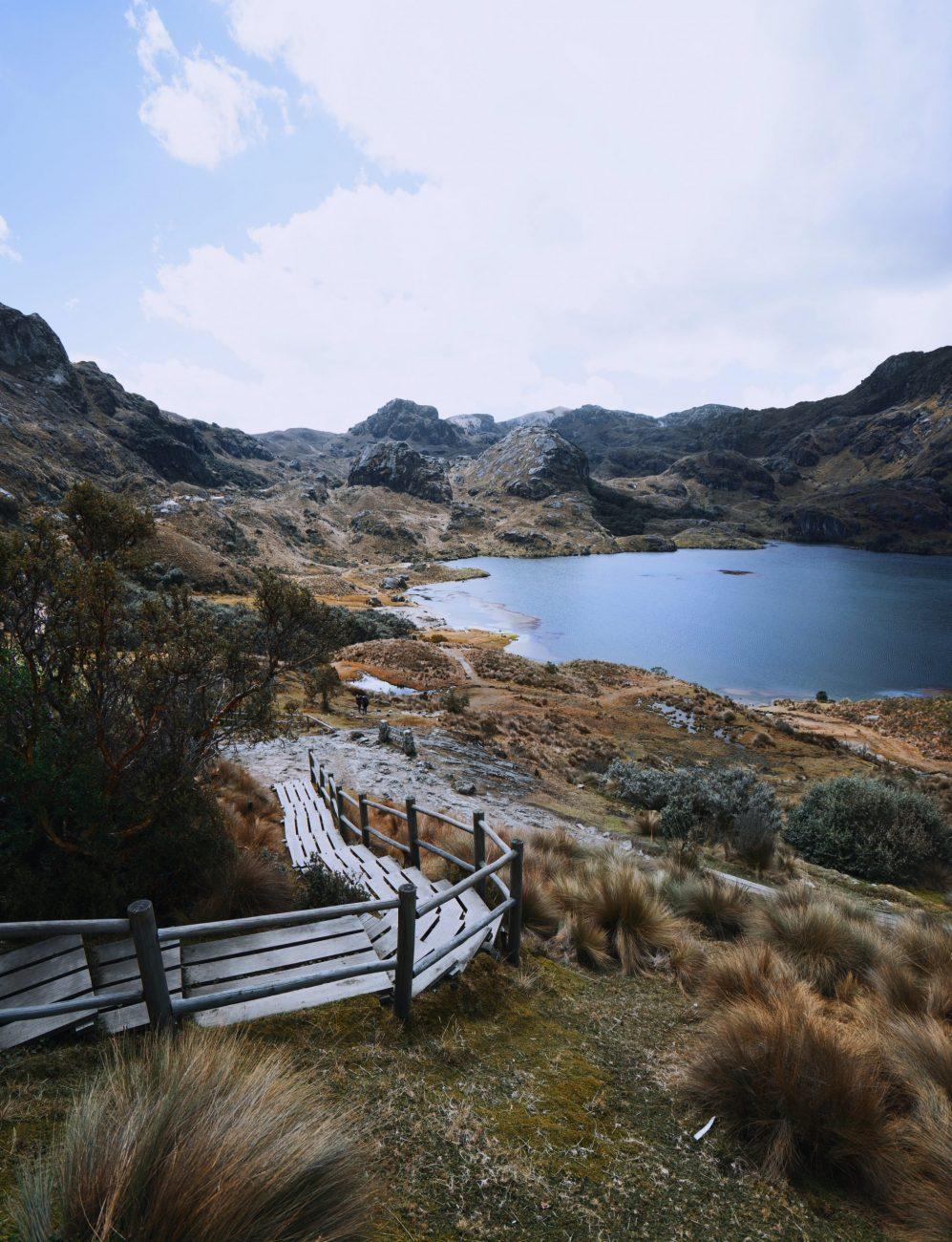 NP Cajas, Cuenca