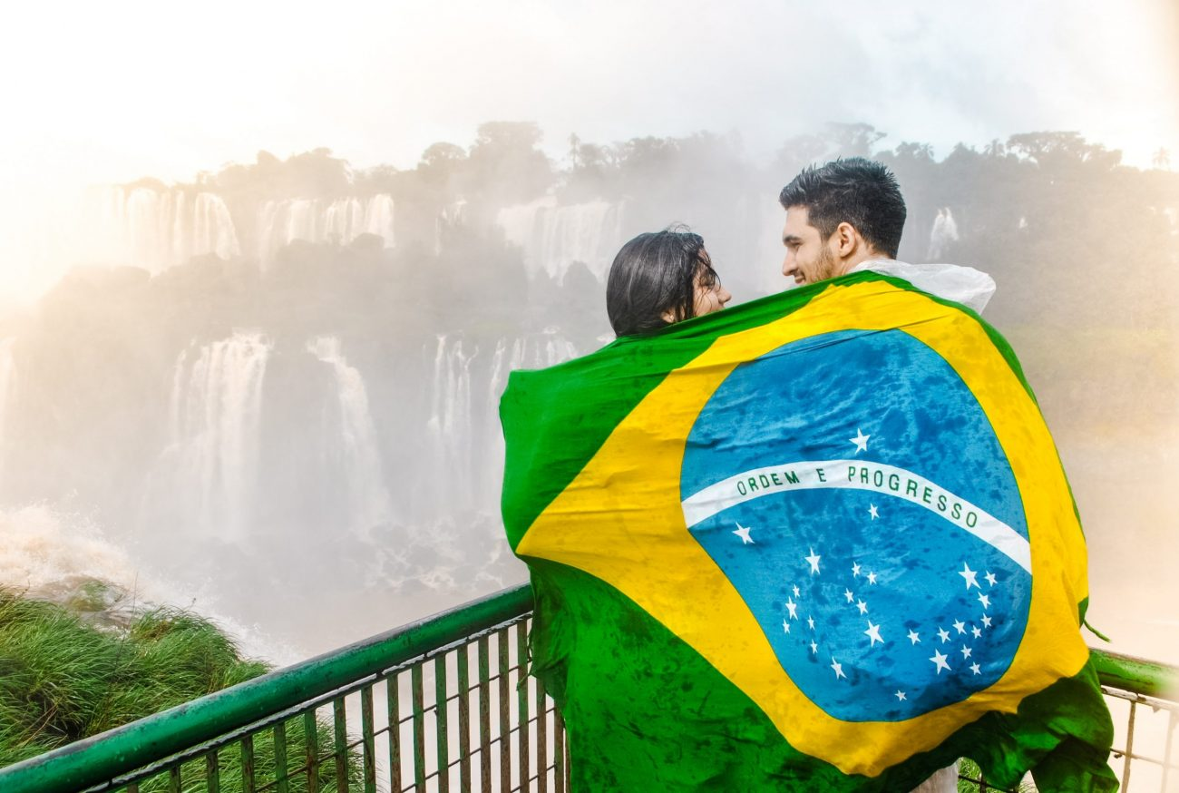 Cataratas do Iguaçu, Brazil-unsplash