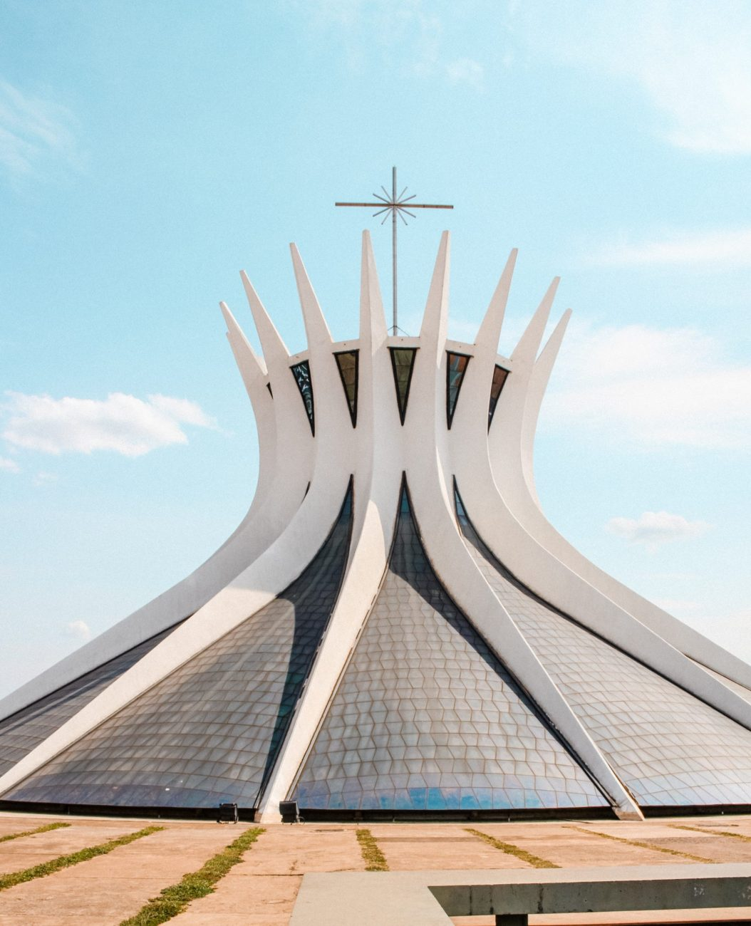 Cathedral of Brasília, Brazil-unsplash