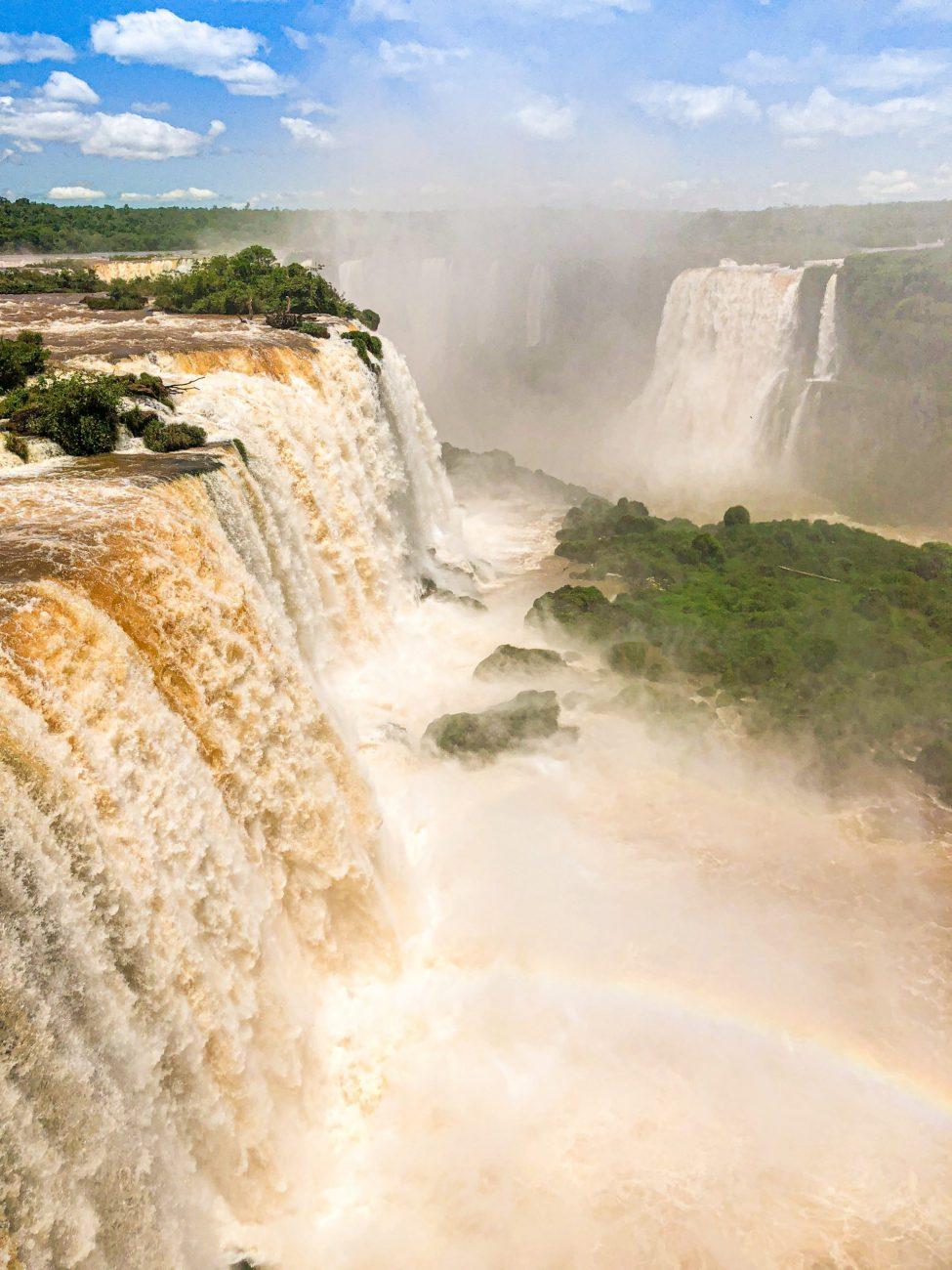 Vodopády Iguazu