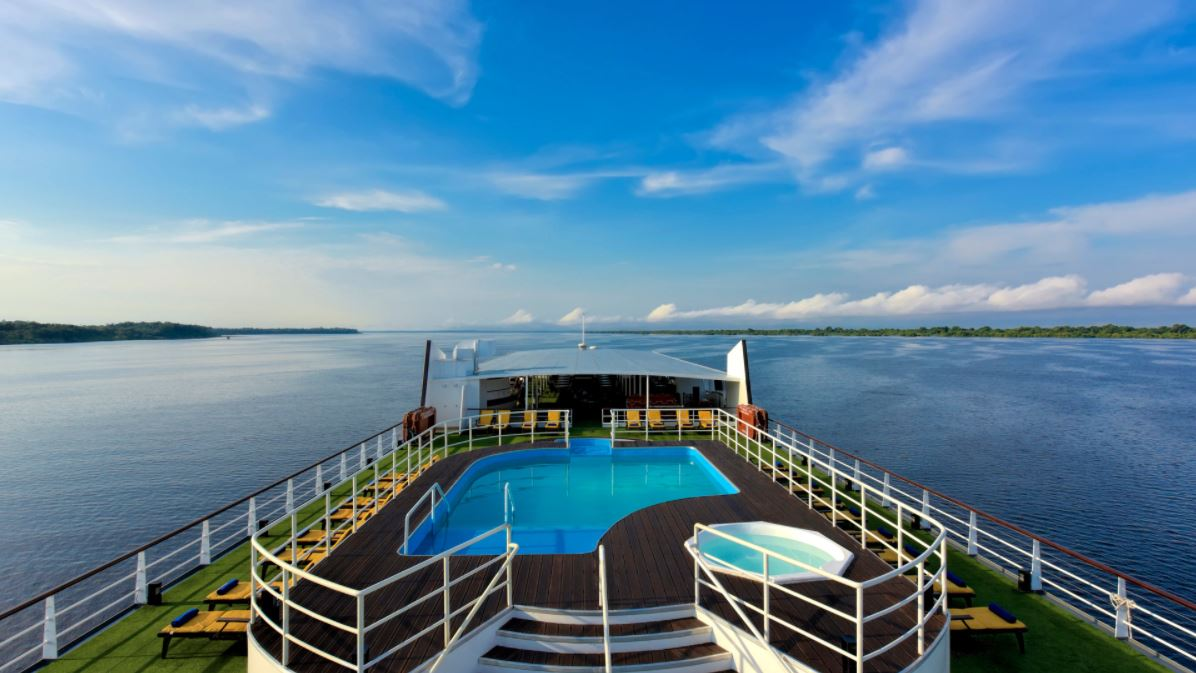 Iberostar cruise ship Brazil Amazon6