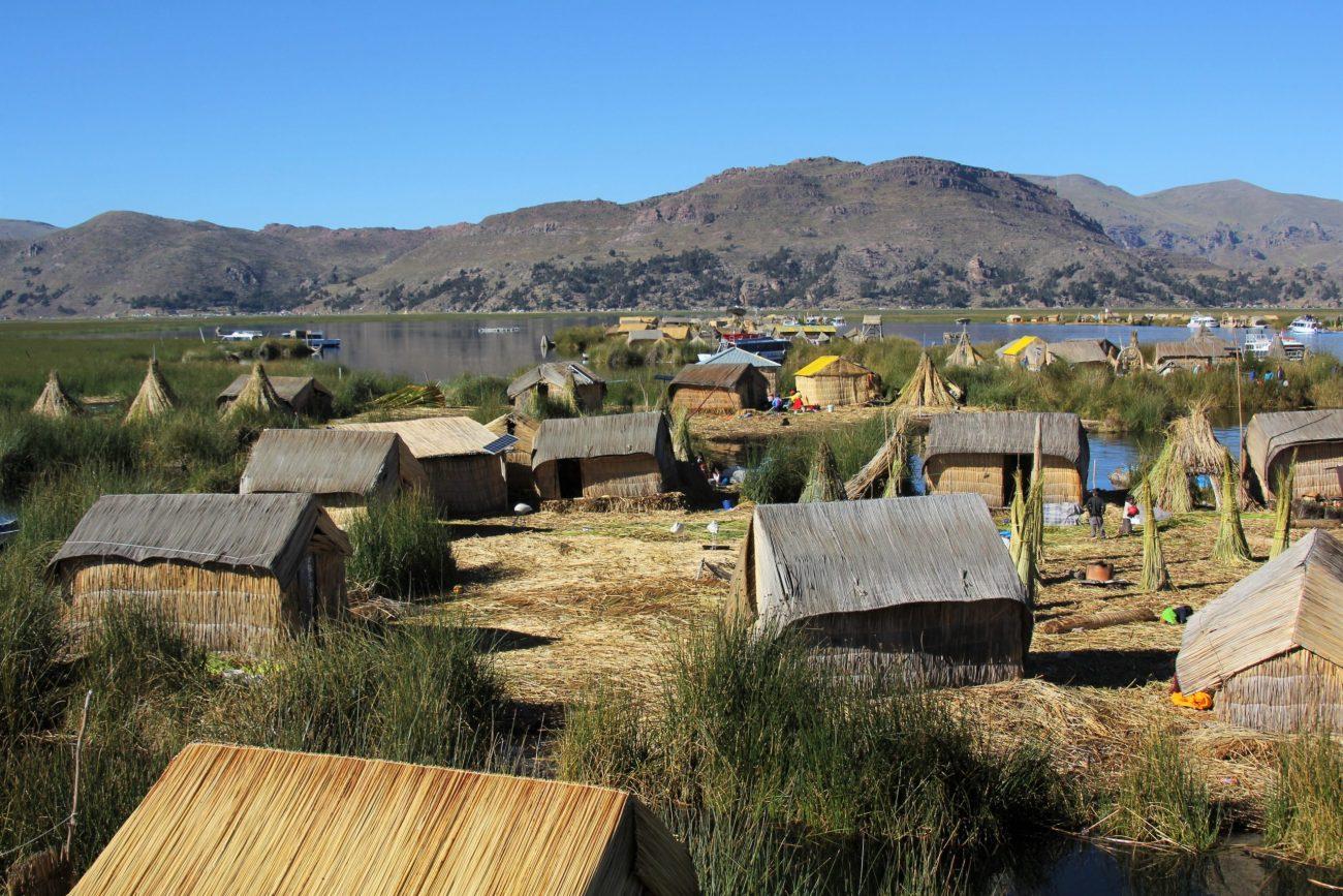 Jezero Titicaca