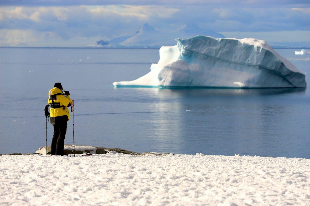South Atlantic Ocean, Antarctica-unsplash
