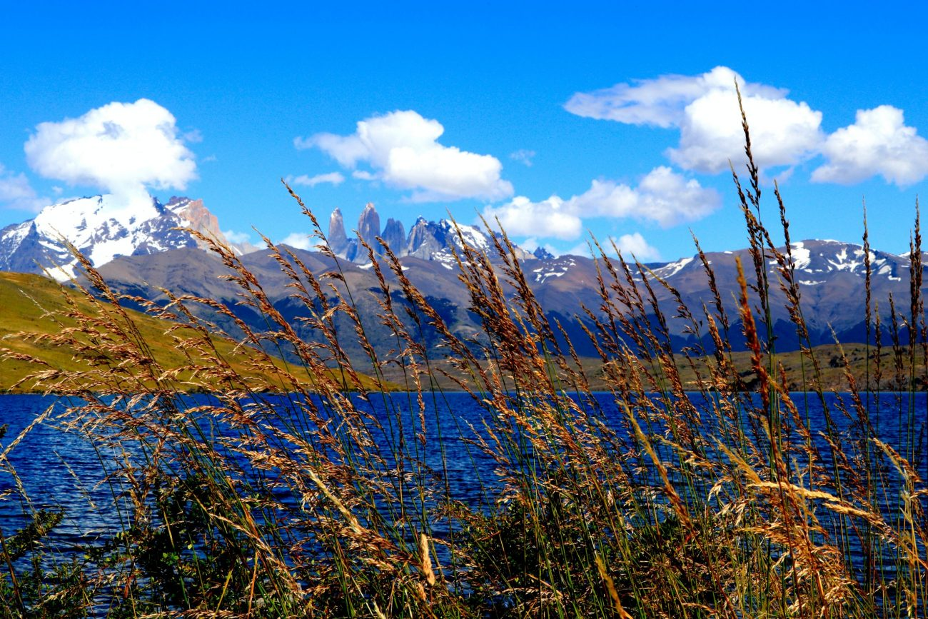 View of Torres del Paine from Laguna Verde, Puerto Natales, Chile-unsplash