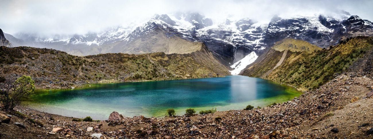 Jezero Humantay