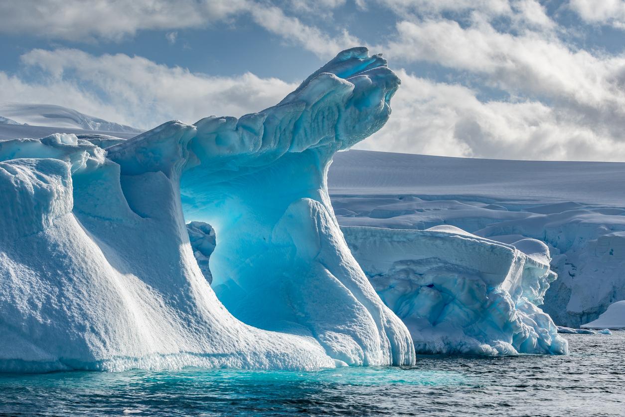 Deník z Antarktidy