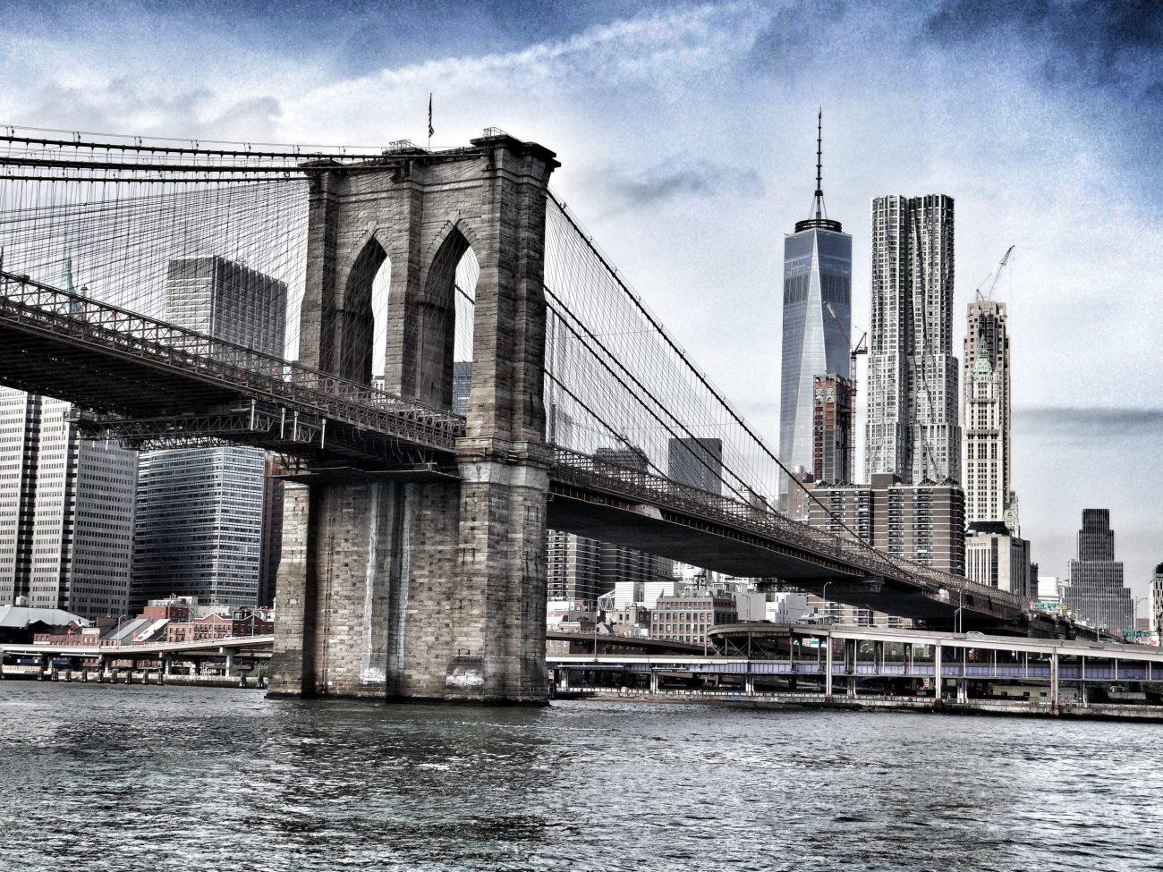 Brooklyn Bridge, New York, United States-unsplash