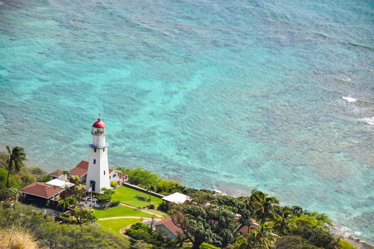Diamond Head Lighthouse, Honolulu, Hawaii-unsplash