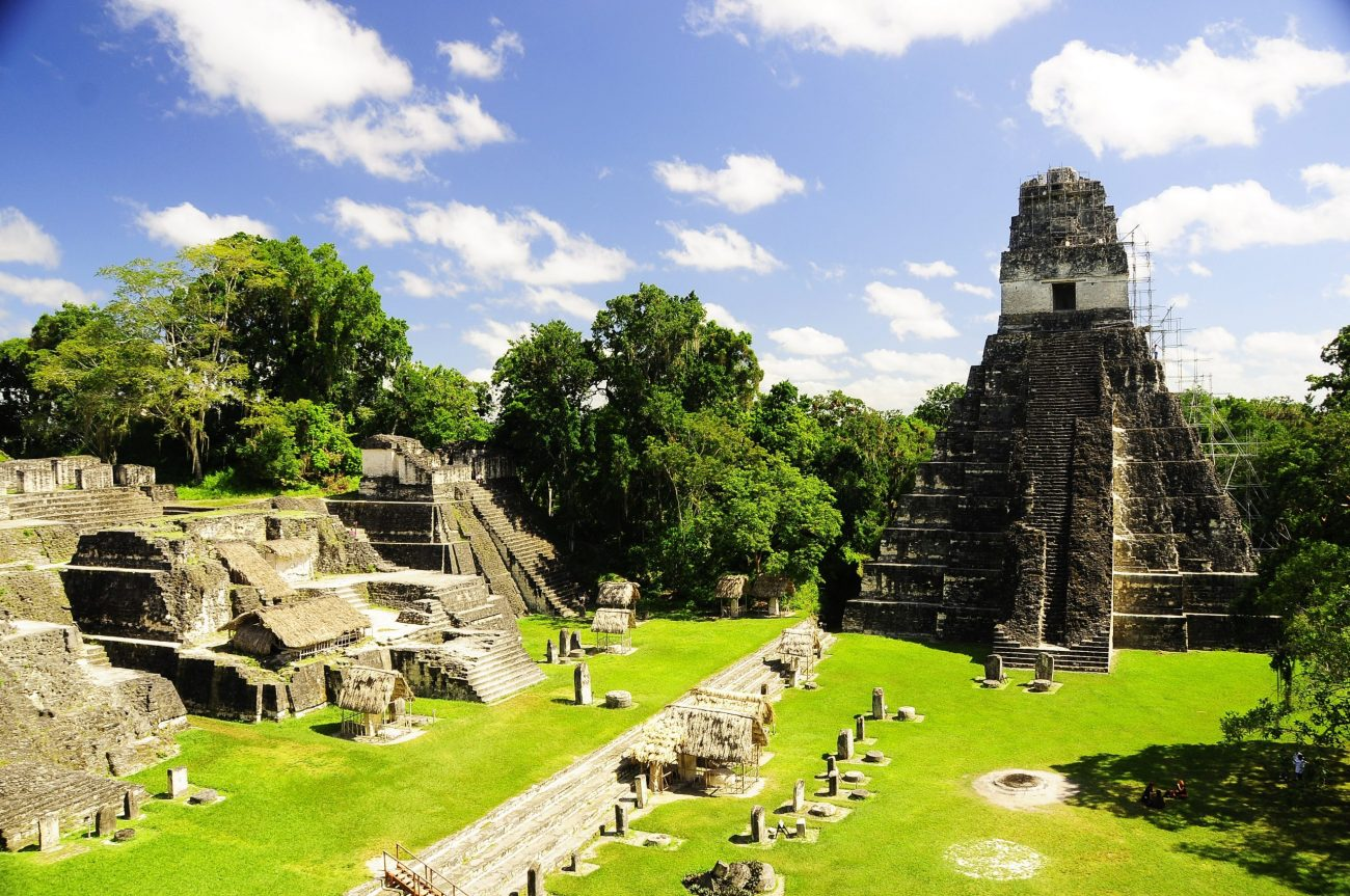 Tikal, Guatemalag-unsplash