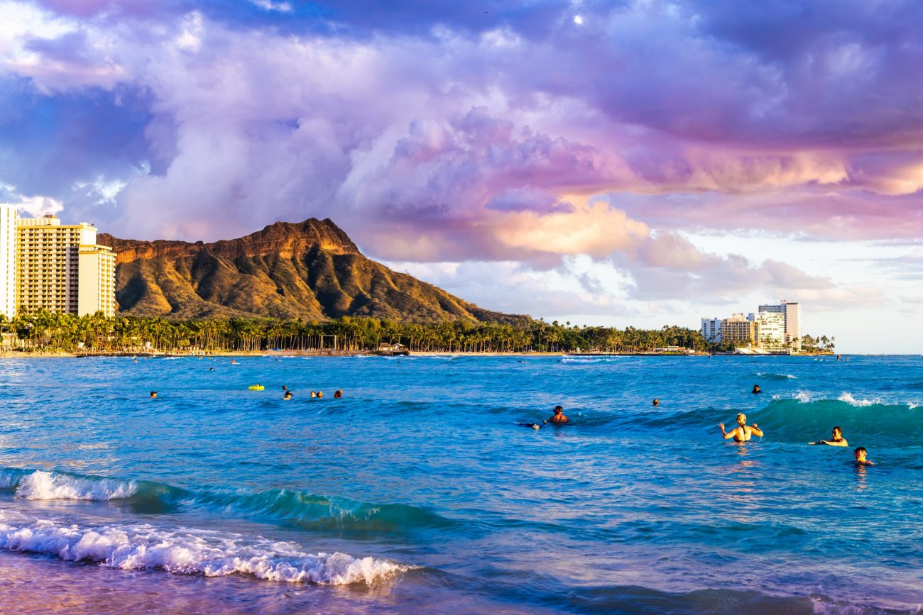 Waikiki, Honolulu, HI, USA-unsplash